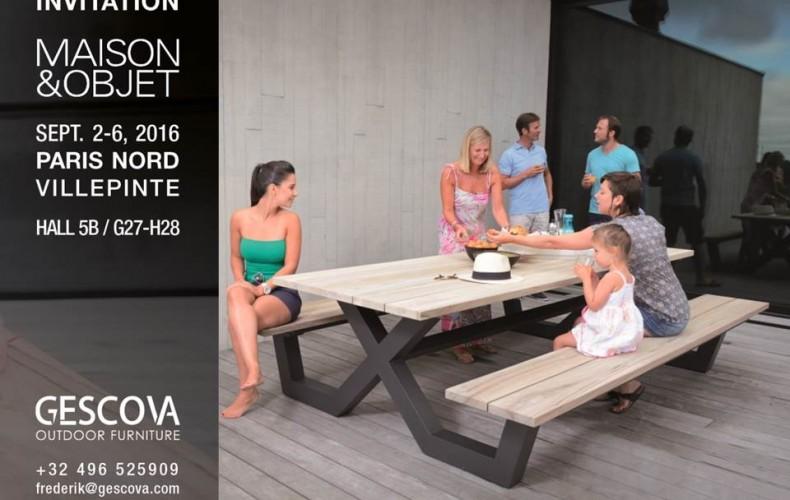 Salon MAISON ET OBJET Septembre 2016