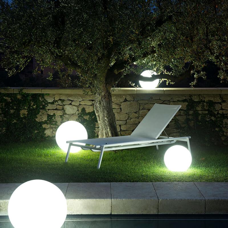 Mobilier lumineux boules SMART&GREEN